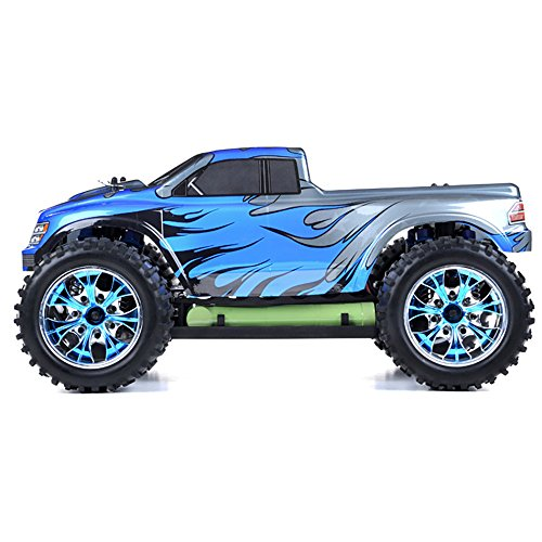1/10 Exceed RC Brushless PRO 2.4Ghz Electric RTR Off Road...