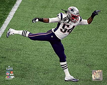 776a4e3d522 Image Unavailable. Image not available for. Color  Patriots Dont a Hightower  Super Bowl ...