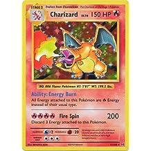 Pokemon TCG Evolutions XY12 Single: Charizard 11/108 HOLO Rare