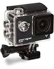 Kitvision Escape Waterdichte Wi-Fi 4K Actie Camera met Montage Accessoires