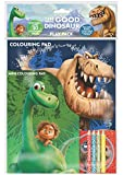 The Good Dinosaur Play Pack Colouring Pads Pencils Childrens Activity Set Girls Kids