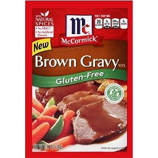 McCormick Gluten-Free Brown Gravy, 0.88 oz