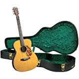 Blueridge BR-163 Historic Series 000 Guitar with Deluxe Hardshell Case