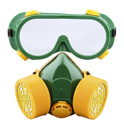 Spray Respirator Gas Safety Anti-Dust Chemical Paint Spray Mask - 3