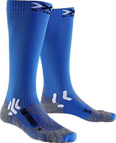 再びコーンウォール死の顎メンズとレディース1ペアx-socks実行Energiser圧縮ソックス