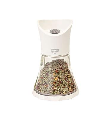 Amazon Kuhn Rikon Vase Grinder White Spice Mills Amazon