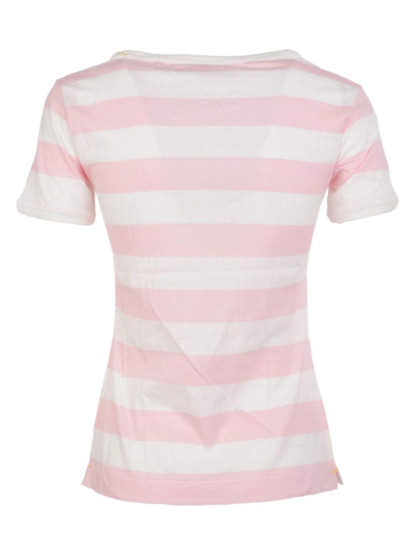 BEST COMPANY Womens 5925240210 Pink Cotton T-Shirt