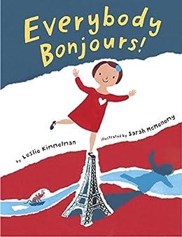 Everybody Bonjours! by [Kimmelman, Leslie]