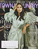 Town & Country April 2019 Salma Hayek s Guide to Power