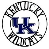 University of Kentucky 24-Inch Wrought Iron Wall Décor