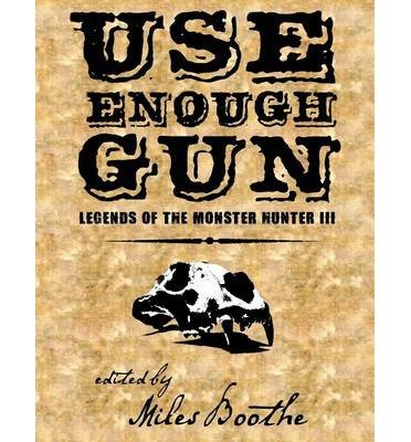 [ USE ENOUGH GUN by Reynolds, Joshua M. ( AUTHOR ) Jul-03-2013 Paperback ]