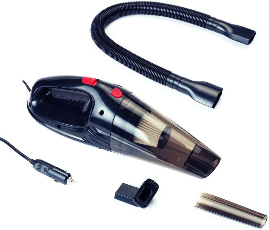 Auto Companion - Aspirador de 12 V para seco y húmedo con bolsa de transporte y herramientas: Amazon.es: Coche y moto