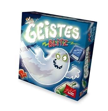 Zoch Verlag - Juego de Cartas Geistesblitz, 2 a 8 Jugadores (601129800) (versión en alemán)