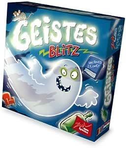 Zoch Verlag - Juego de Cartas Geistesblitz, 2 a 8 Jugadores (601129800) (versión en alemán) : Amazon.es: Juguetes y juegos