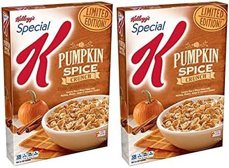 Breakfast Cereal: Special K