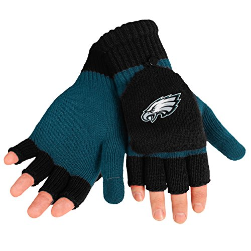 Philadelphia Eagles Big Logo Flip Top Glove for sale  Delivered anywhere in Canada