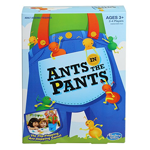 Up to 45% off Hasbro Games Today = Ants in The Pants Game Now $6.99 (Was $12.99)