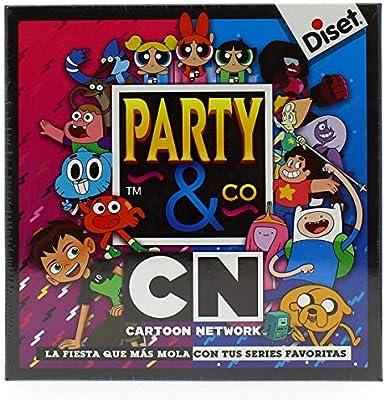 Diset Party & Co Cartoon Network: Amazon.es: Juguetes y juegos