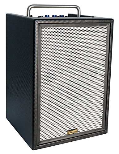 Sunburst Gear M3R8 Portable All-In-One Rechargeable Battery Powered Monitor/Mini-PA Speaker by Sunburst Gear