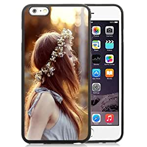 Fashion DIY Custom Designed iPhone 6 Plus 5.5 Inch Phone Case For Garland Girl Phone Case Cover