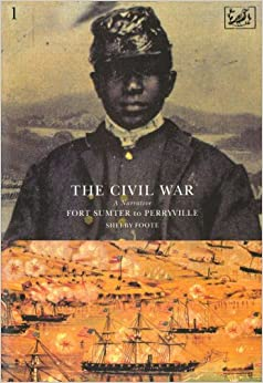 Book The Civil War Volume I (v. 1)