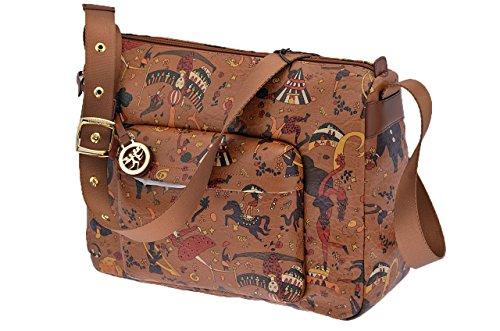 211384062 Borsa Guidi Donna Magic b9 Circus Piero Vintage xYZw5UqU