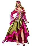 Renaissance Nymph Adult Costume - Large