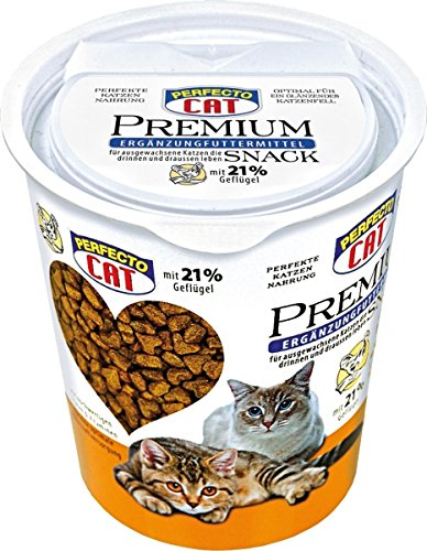 Perfecto Cat Katzensnacks 125g Dose