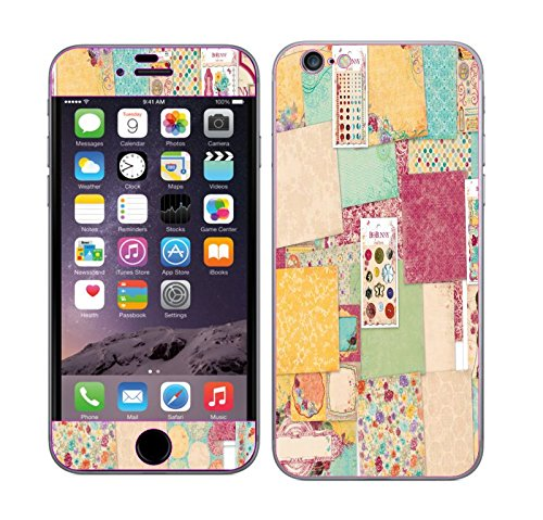 Amazon Scrapbook Vinyl Skin Decal Sticker For Apple Iphone 6