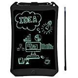 Toogoo LCD Writing Tablet Pad: 8.5in Electronic Drawing and Writing Board For Kids and Adults, Portable and Magnetic Writer, Digital, Handwriting Paper Doodle Board