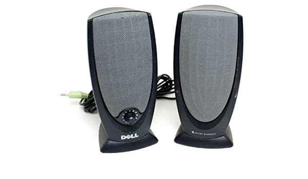 Dell A215 Grey High-Quality Enhanced Stereo Sound Speakers