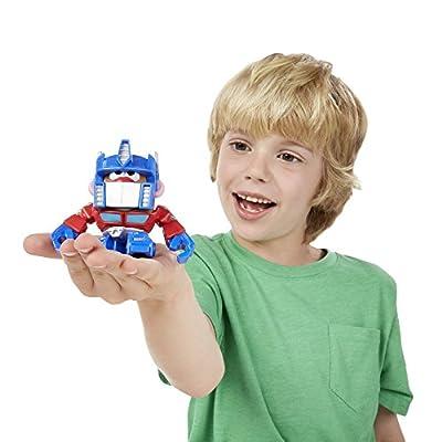 Playskool Mr. Potato Head Transformers Mixable Mashable Heroes as Optimus Prime, 2-Inch: Toys & Games