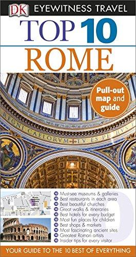 Top 10 Rome (EYEWITNESS TOP 10 TRAVEL GUIDE)
