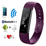 Heart Rate Monitor, Kivors Bluetooth 4.2 Fitness Activity - Best Reviews Guide