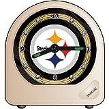 Wincraft Pittsburgh Steelers Travel Alarm Clock