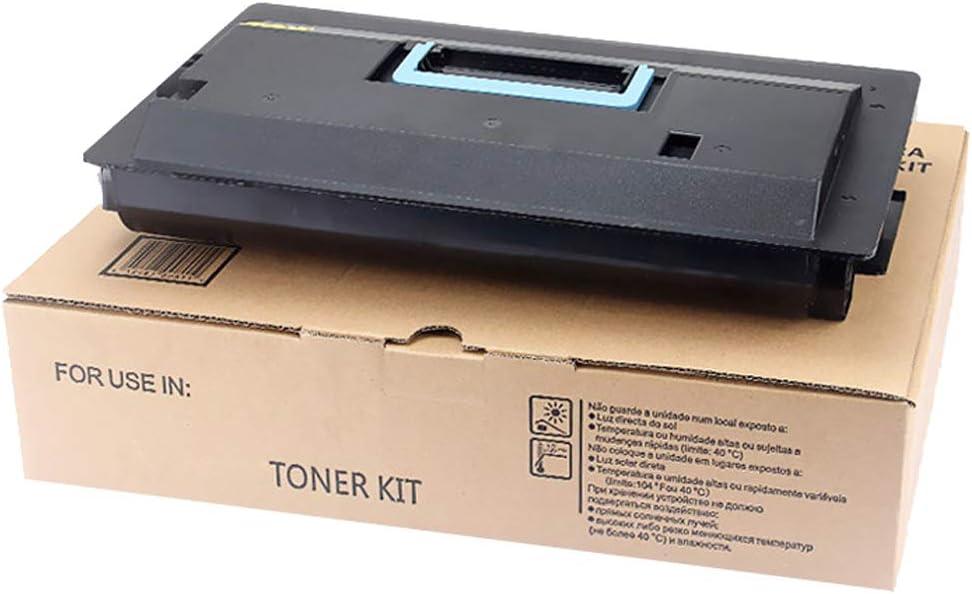 Compatible con Kyocera TK-715 TK-717 Cartucho de tóner compatible con Kyocera KM3050 4050 5050, impresora láser, cartucho de tóner, color negro.