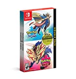 : Pokemon Sword and Pokemon Shield Double Pack - Nintendo Switch