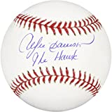#8: Andre Dawson Autographed MLB Baseball with The Hawk Inscription - Fanatics Authentic Certified - Autographed Baseballs