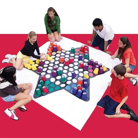 FlagHouse Giant Chinese Checkers by FlagHouse