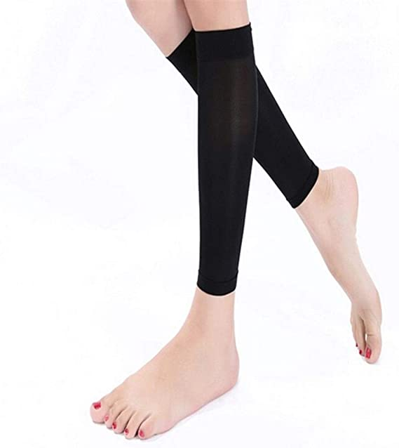 Shaping Slim Stretch Compression Sleeve Prevent Varicose