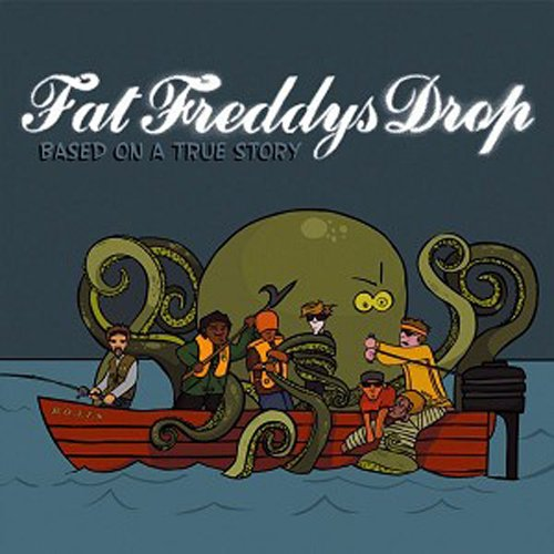 Based on a True Story [Vinyl] (Fat Freddy Based On A True Story)