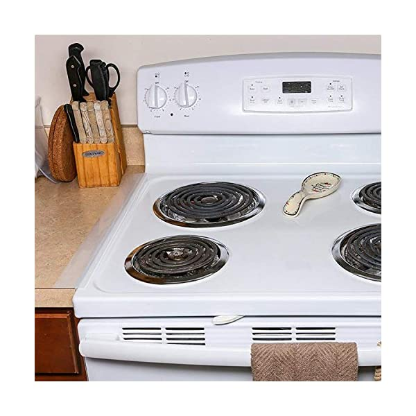 Silicone Gap Cover, (2 Pack) Silicone Gap Stopper Kitchen Stove Counter Gap Covers - 21inches Flexible Stove Space… 6