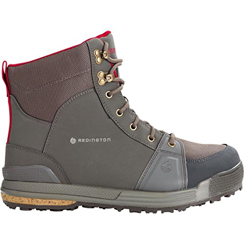 - Redington Prowler Sticky Rubber Boot - 11, Bark
