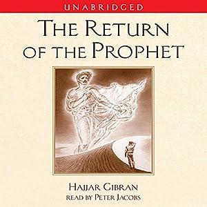 The Return of the Prophet Audiobook