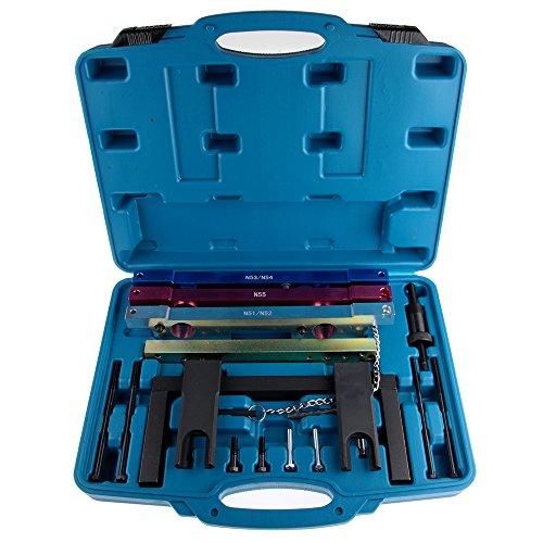 SCITOO Fit BMW N51 N52 N53 N54 N55 New Camshaft Crankshaft Timing Locking Master Tool Kit Timing Chain by SCITOO (Image #9)