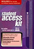 Blackboard Student Access Kit for Diversity amid Globalization : World Regions, Environment, Development, Rowntree, Lester and Lewis, Martin, 0321571770