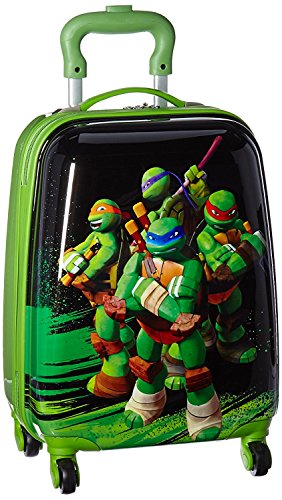 Price comparison product image Heys America Nickelodeon Ninja Turtles Carry-On Spinner Luggage (TMNT)