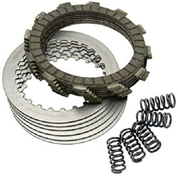Heavy Duty Clutch Kit with Springs and Clutch Cover Gasket For Yamaha BANSHEE 350 1987 2006