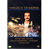 YANNI LIVE AT THE ACROPOLIS:KOREAN ALL REGION IMPORT.