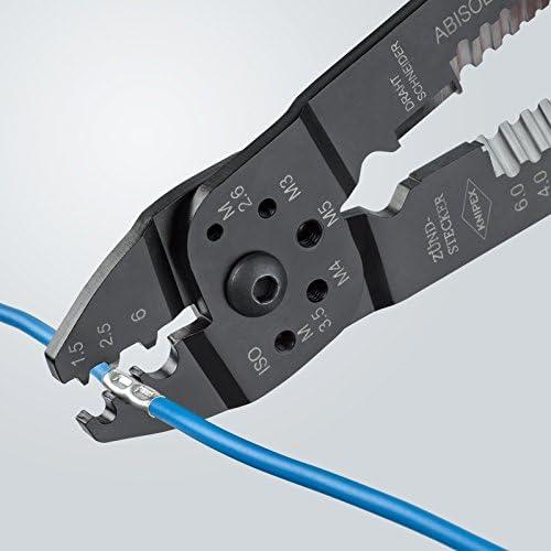 Connettori ISOLATI Con /& Senza schrumpfschlauch 0,5-6,0mm²; Connettori a crimpare